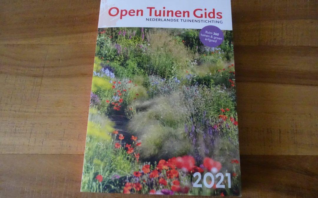 Open Tuinen Gids 2021